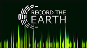 Record the Earth